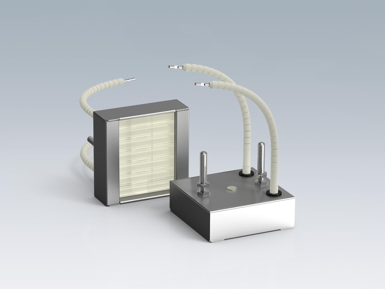 QQE-四分之一石英板红外线加热器