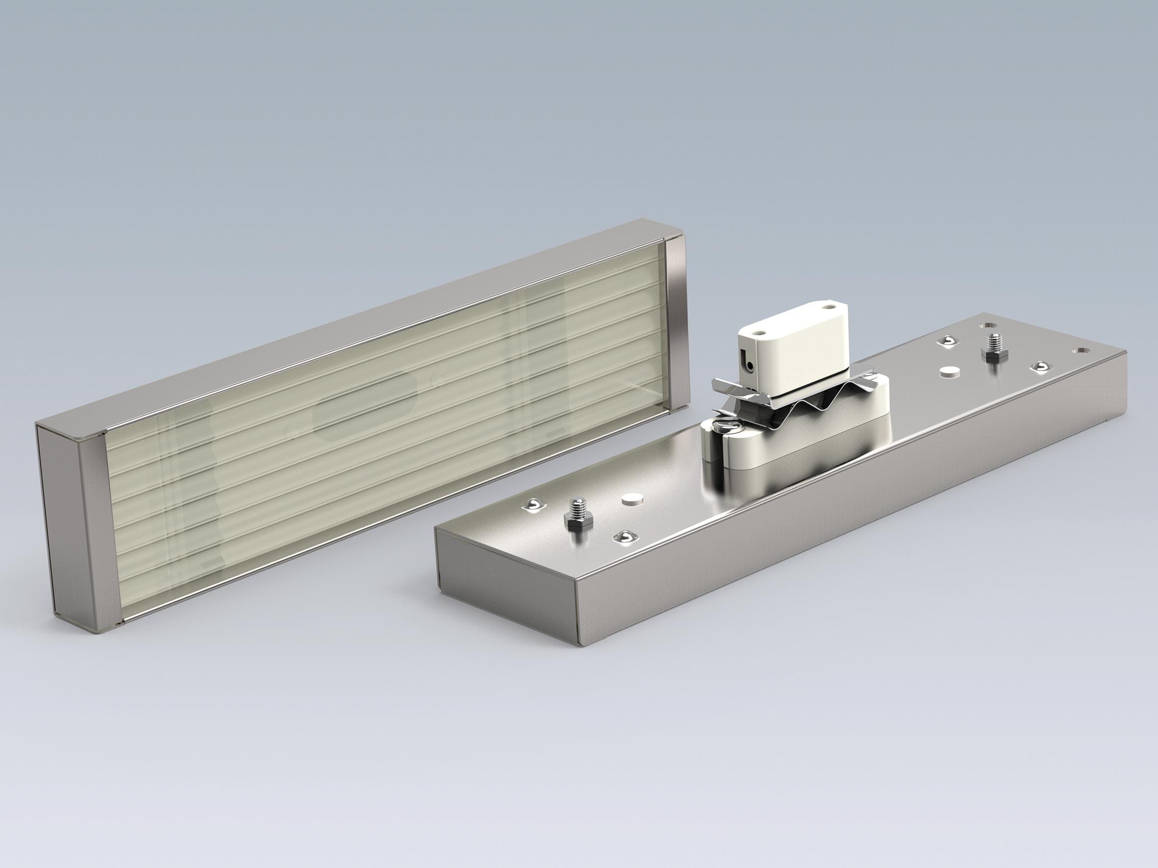 PFQE-全柱形石英板红外线加热器
