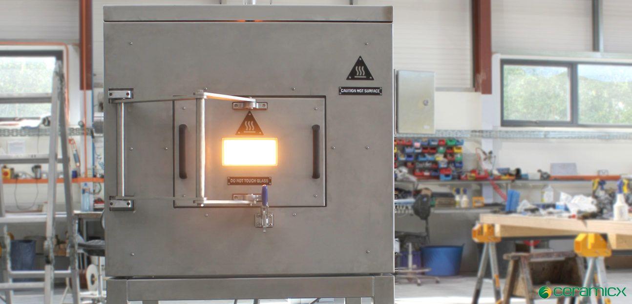 航空用高温短波红外线测试加热炉
